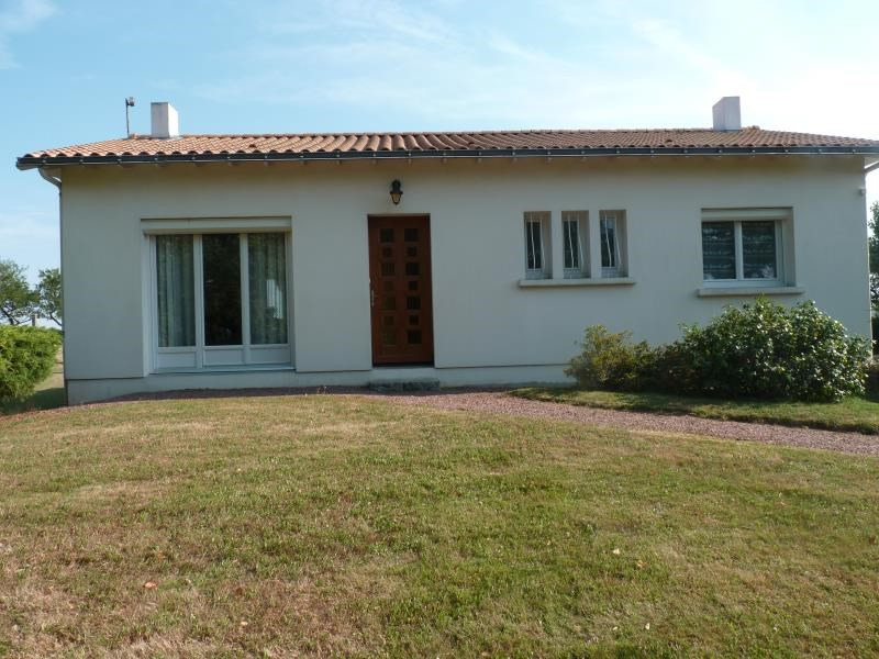Vente maison / villa Chantonnay 163 000€ - Photo 1