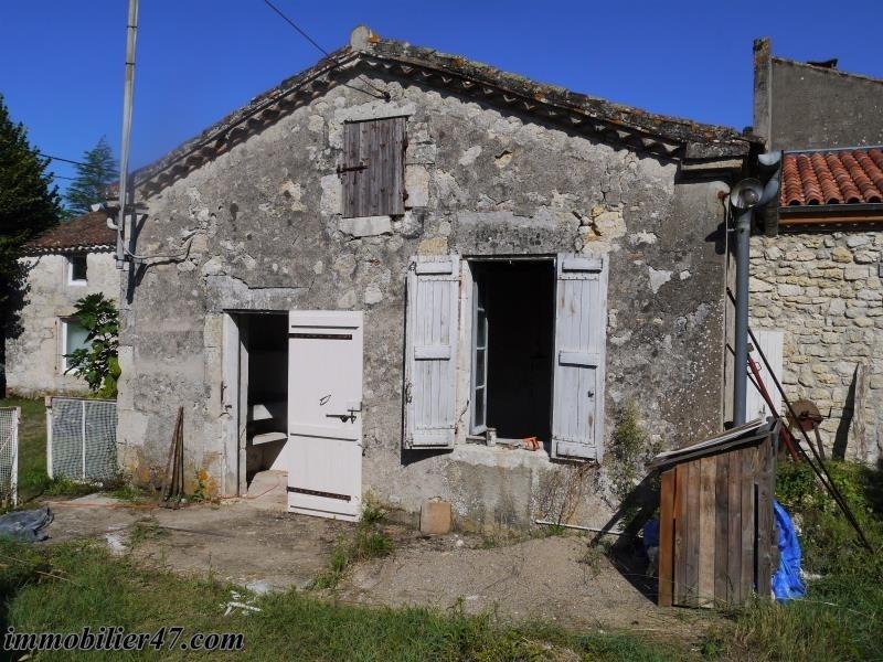 Vente maison / villa Laugnac 45000€ - Photo 2