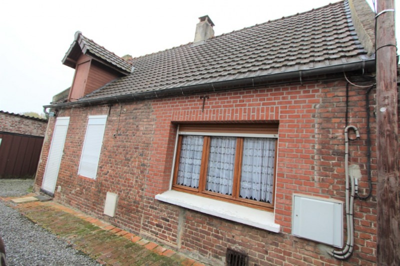 Sale house / villa Ecourt saint quentin 55 000€ - Picture 1