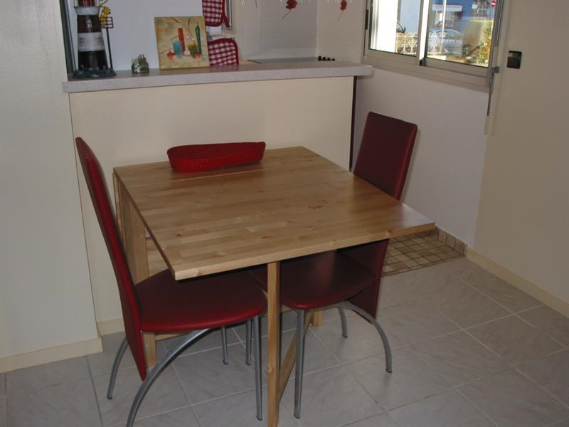Vacation rental apartment Arcachon 516€ - Picture 1