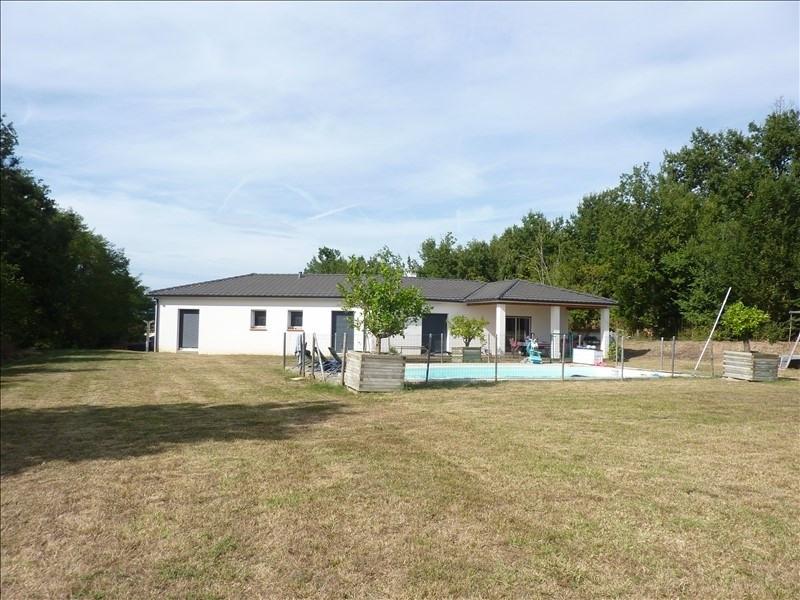 Sale house / villa Lizac 262000€ - Picture 1
