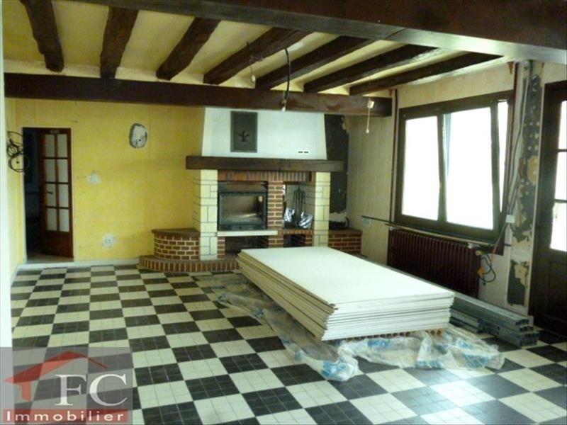 Sale house / villa Villechauve 107000€ - Picture 4