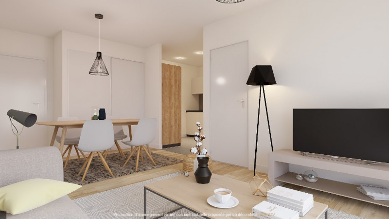 Vente appartement Talence 286 000€ - Photo 1