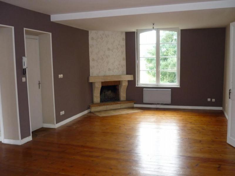 Rental apartment Lisieux 650€ CC - Picture 1