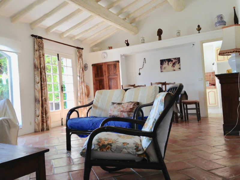 Vacation rental house / villa Les issambres 1500€ - Picture 6
