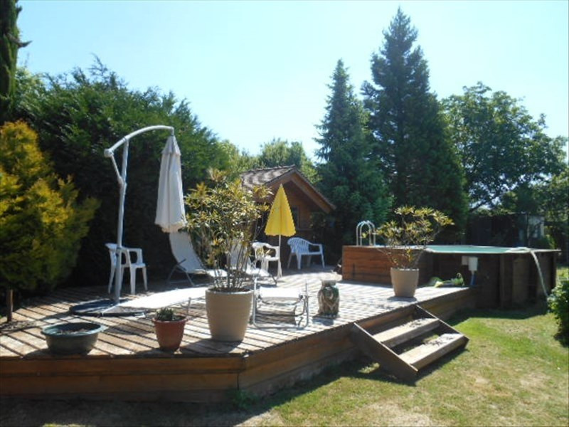 Sale house / villa Montreuil aux lions 412000€ - Picture 2