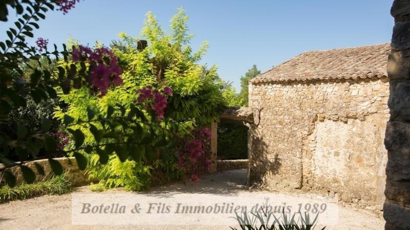 Verkoop van prestige  huis Goudargues 590000€ - Foto 12