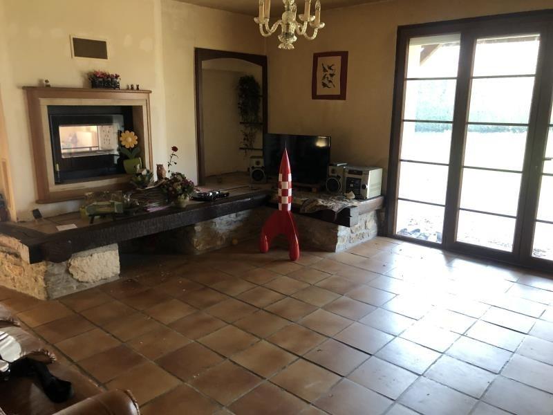 Sale house / villa Brion 269000€ - Picture 4