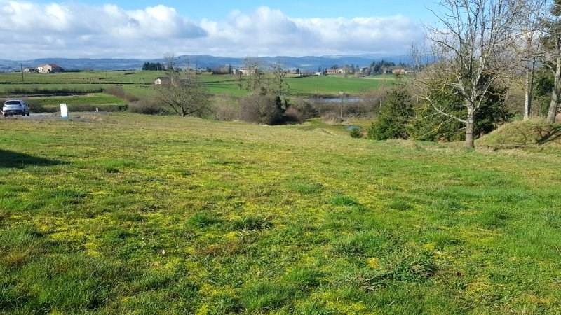 Vente terrain Le coteau 42000€ - Photo 1