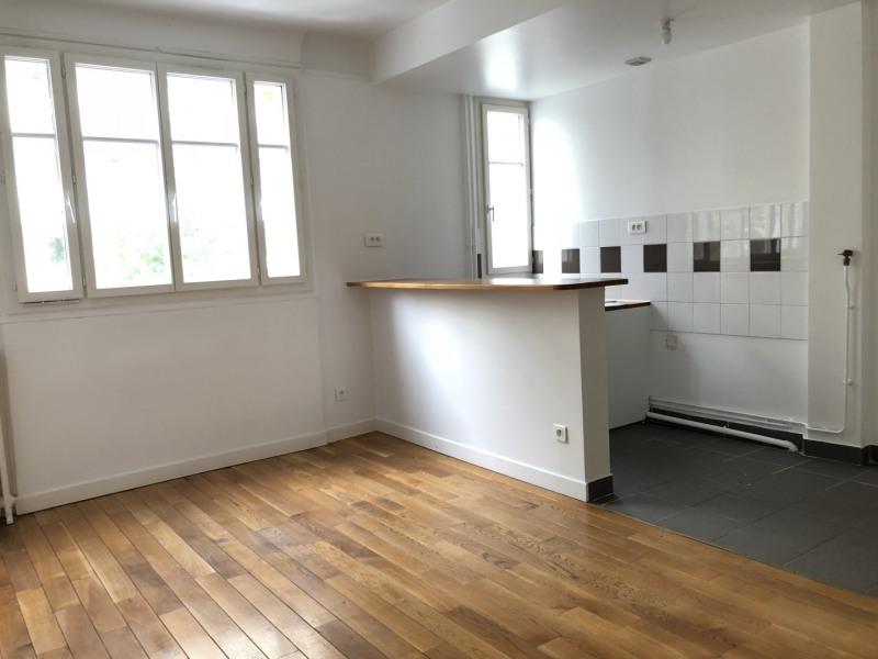 Rental apartment Paris 15ème 1494,57€ CC - Picture 1