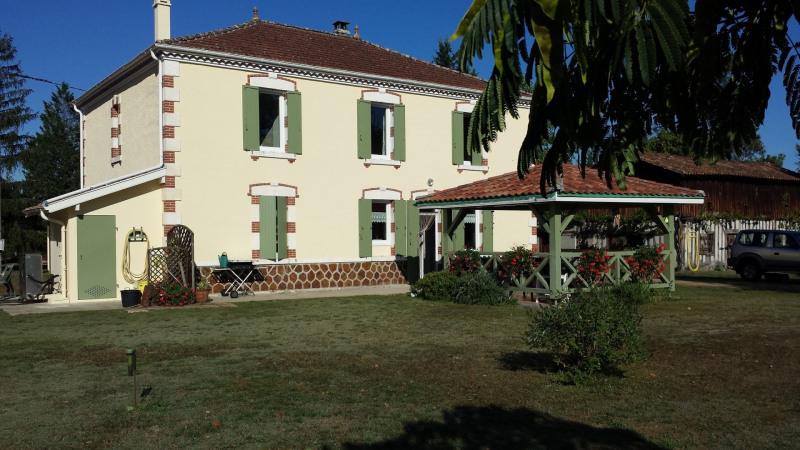 Vente maison / villa Trensacq 370000€ - Photo 1