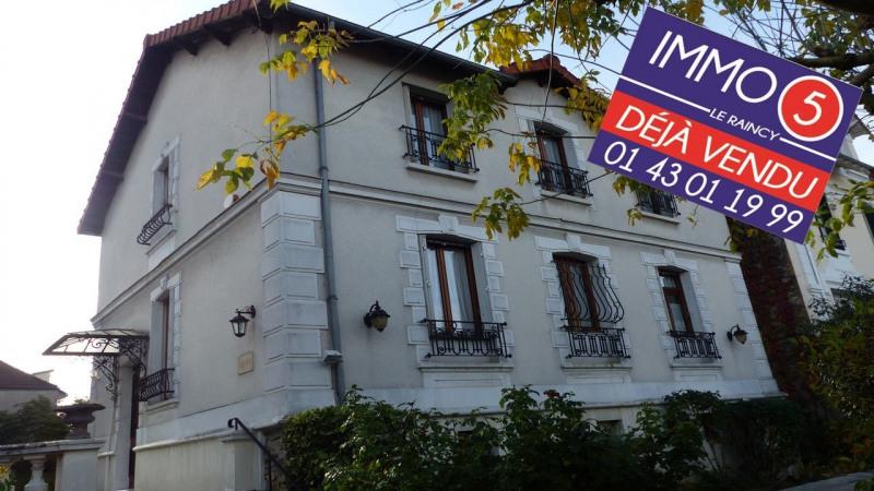 Vente maison / villa Villemomble 650000€ - Photo 1