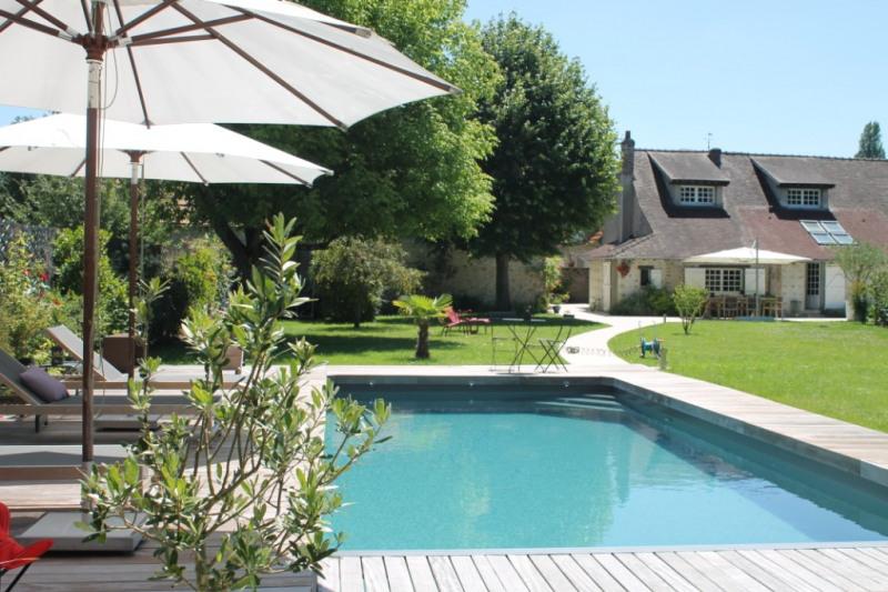 Sale house / villa Montfort-l'amaury 945000€ - Picture 1