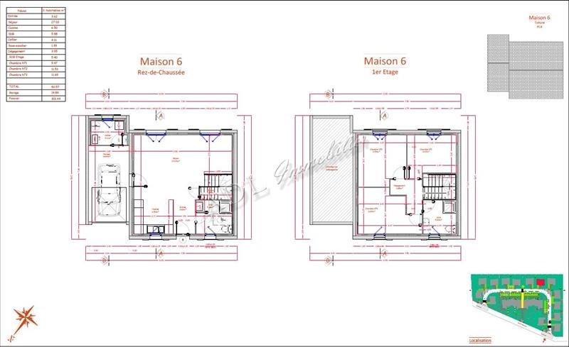 Sale house / villa Precy sur oise 270000€ - Picture 7