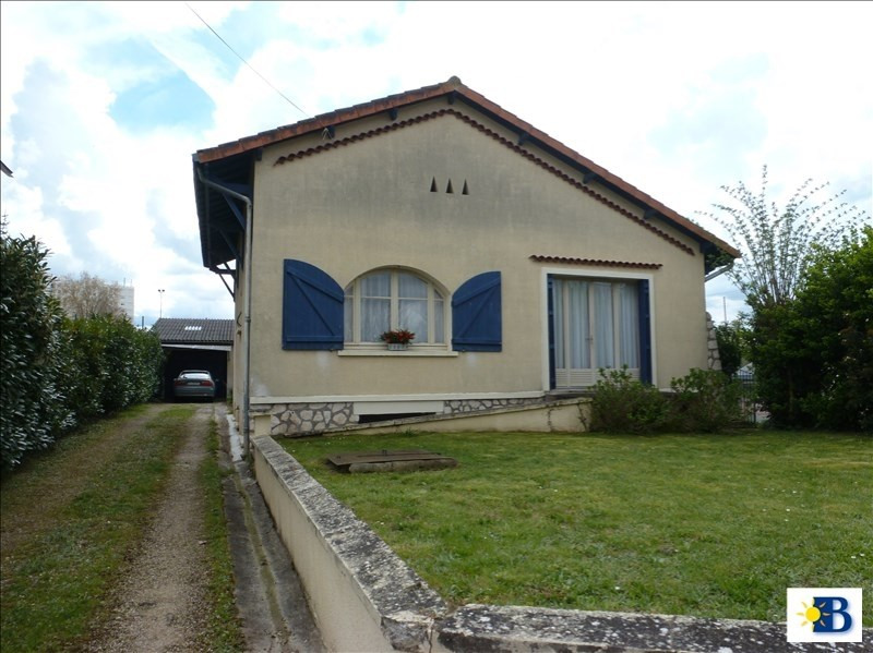Vente maison / villa Chatellerault 116600€ - Photo 1