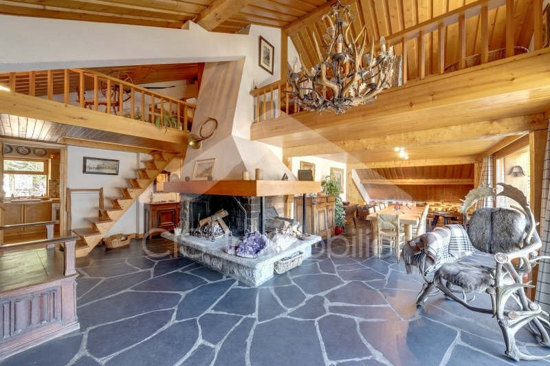 Deluxe sale apartment Meribel 2 500 000€ - Picture 2