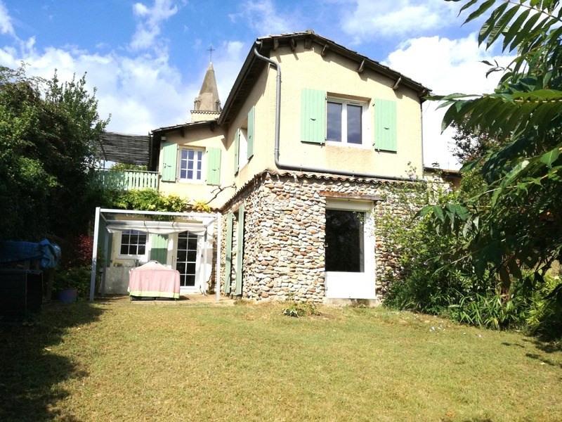 Vente maison / villa Chatuzange-le-goubet 218000€ - Photo 1