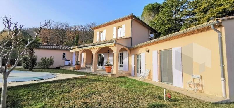 Vente maison / villa La bégude-de-mazenc 475000€ - Photo 3