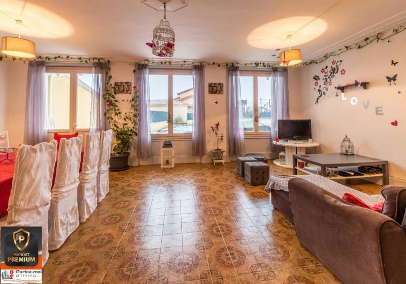 Vente maison / villa L'arbresle 347000€ - Photo 8