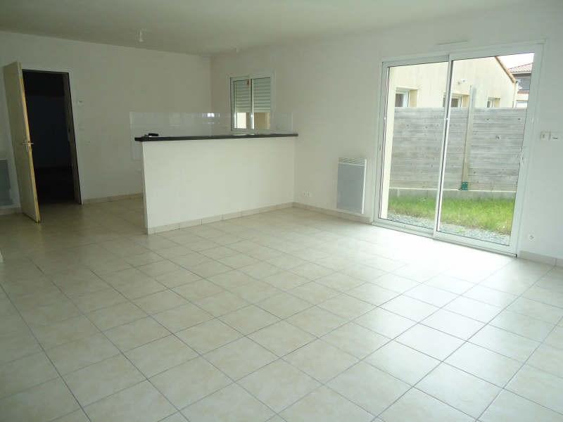 Location maison / villa Beaupreau 610€ CC - Photo 1
