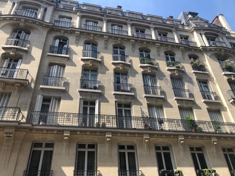 Sale apartment Paris 17ème 108900€ - Picture 1