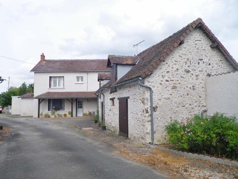 Vente maison / villa Chauvigny 191000€ - Photo 1