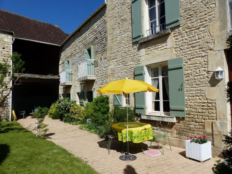 Vente maison / villa Stigny 240000€ - Photo 5