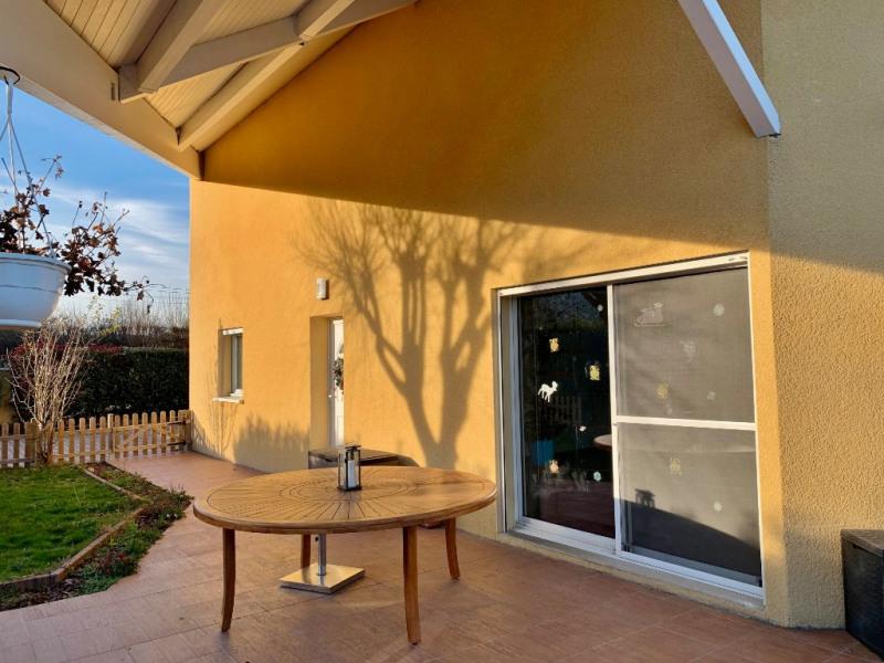 Vente maison / villa Le grand lemps 320000€ - Photo 2