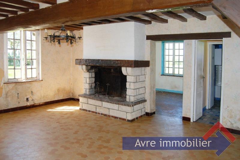 Vente maison / villa Verneuil d'avre et d'iton 169500€ - Photo 5