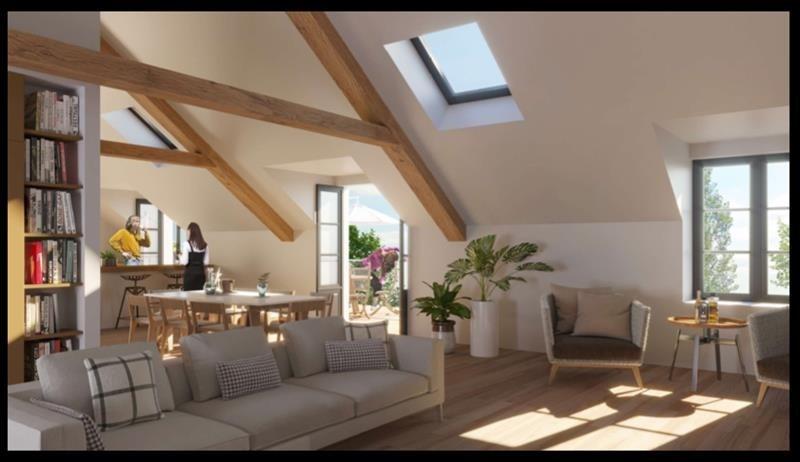 Vente appartement Croissy sur seine 454000€ - Photo 1