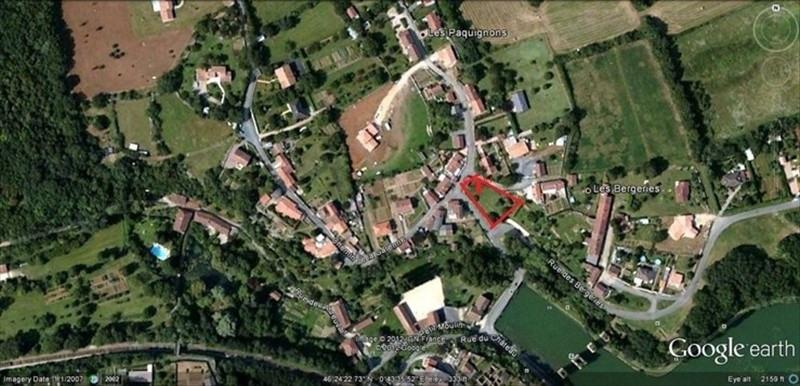 Vente terrain Lussac les chateaux 19000€ - Photo 3