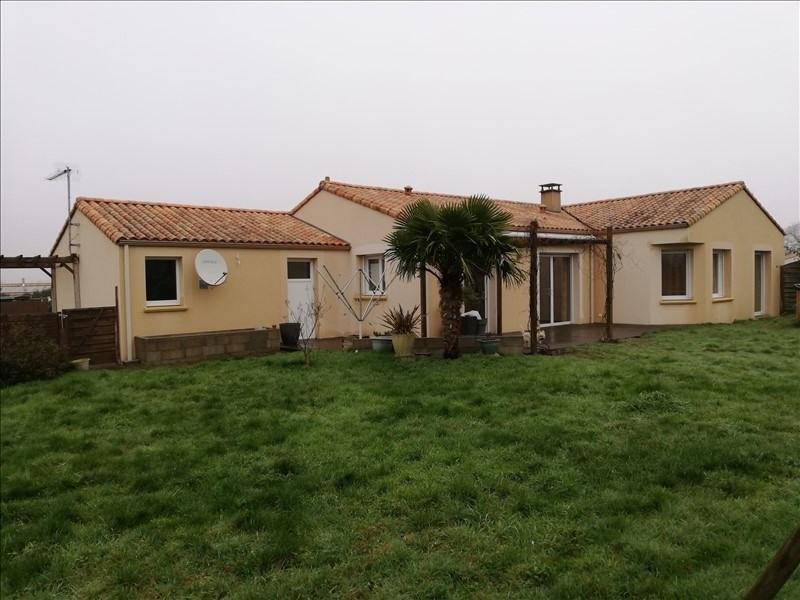 Sale house / villa Belleville sur vie 228000€ - Picture 1