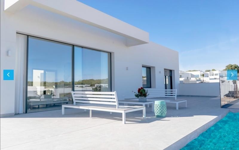 Deluxe sale house / villa Orihuela las colinas golf 695000€ - Picture 1
