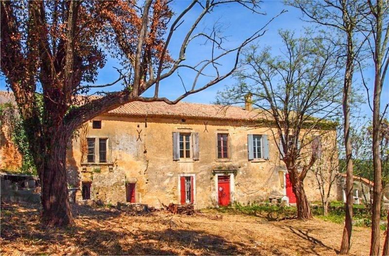 Deluxe sale house / villa Uzes 495000€ - Picture 1