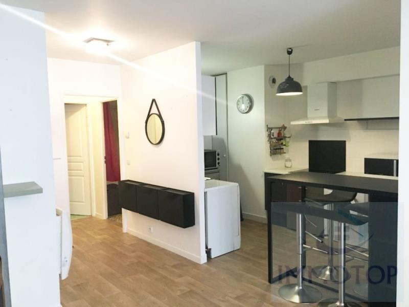 Sale apartment Paris 20ème 389000€ - Picture 2