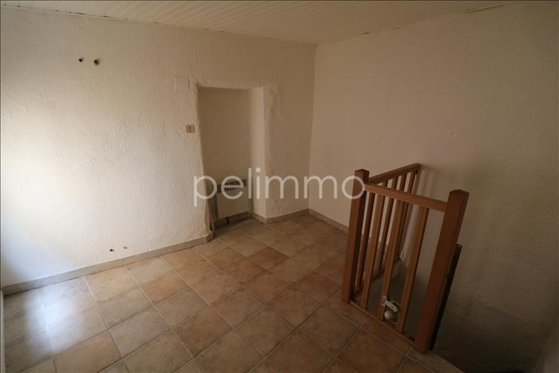 Sale apartment Pelissanne 75000€ - Picture 3