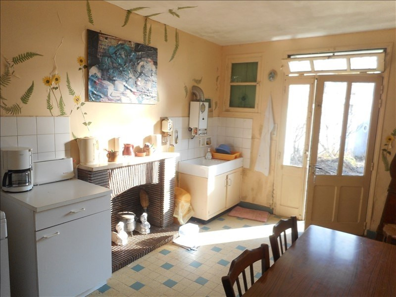 Vente maison / villa Rouille 49 500€ - Photo 2