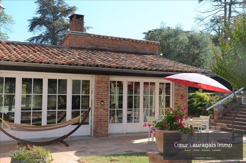 Vente de prestige maison / villa Dremil lafage 795000€ - Photo 4