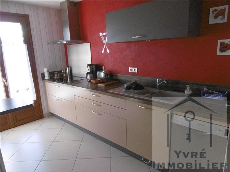 Vente maison / villa Yvre l'eveque 262500€ - Photo 1