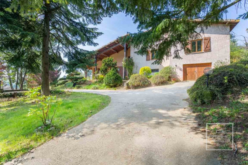 Deluxe sale house / villa Saint didier au mont d'or 865000€ - Picture 2