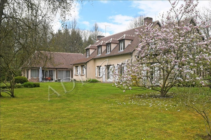 Vente de prestige maison / villa Lamorlaye 940000€ - Photo 2
