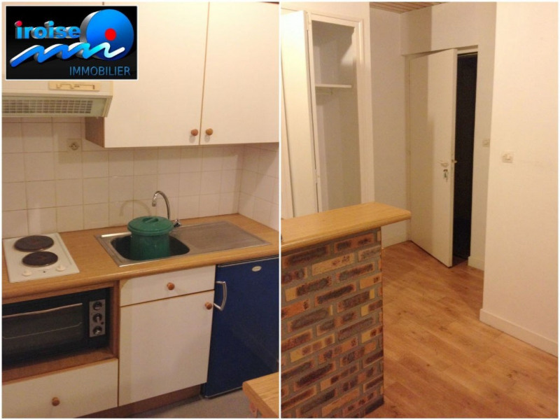 Vente appartement Brest 53 500€ - Photo 3