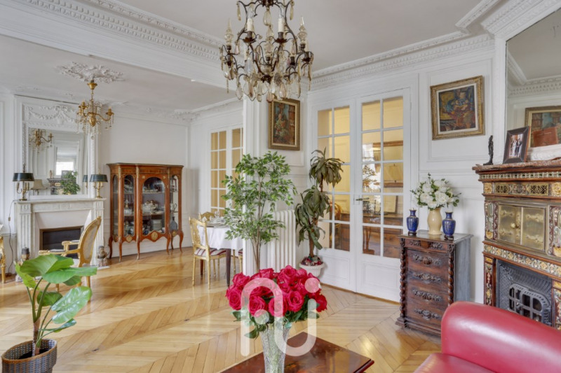 Revenda apartamento Paris 16ème 944580€ - Fotografia 4