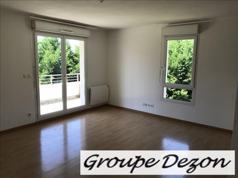 Location appartement Castelnau d'estretefonds 550€ CC - Photo 2