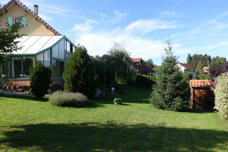 Sale house / villa La chaux-du-dombief 232000€ - Picture 14