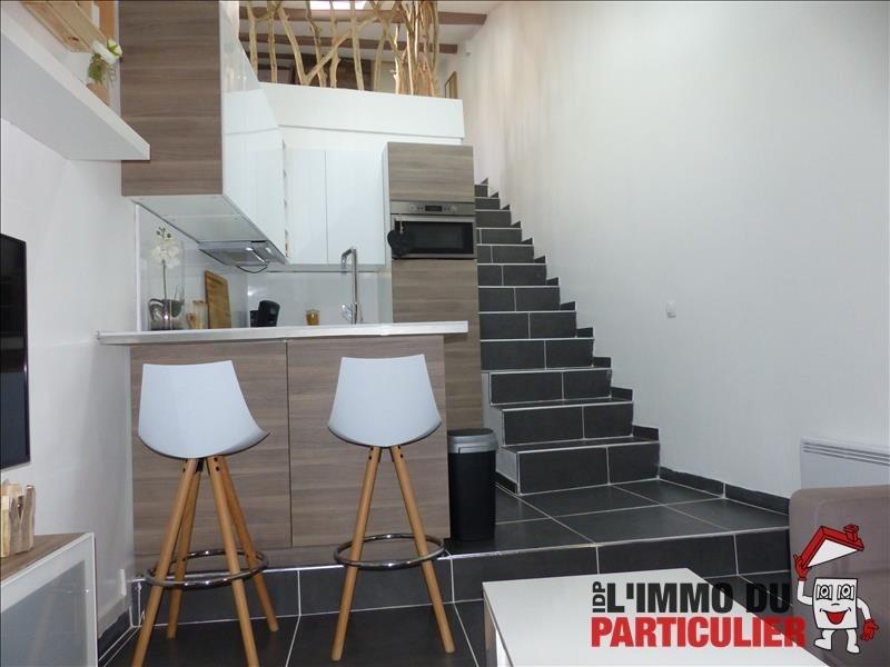 Sale apartment Vitrolles 125000€ - Picture 2