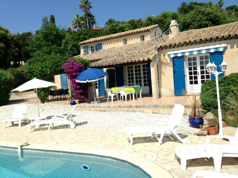 Vacation rental house / villa Les issambres 1500€ - Picture 3