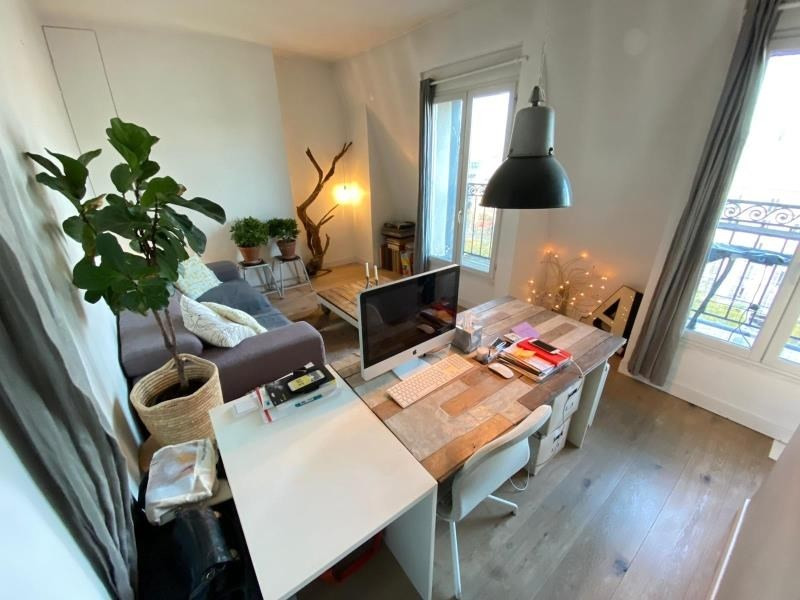 Investment property apartment Paris 11ème 420 000€ - Picture 1