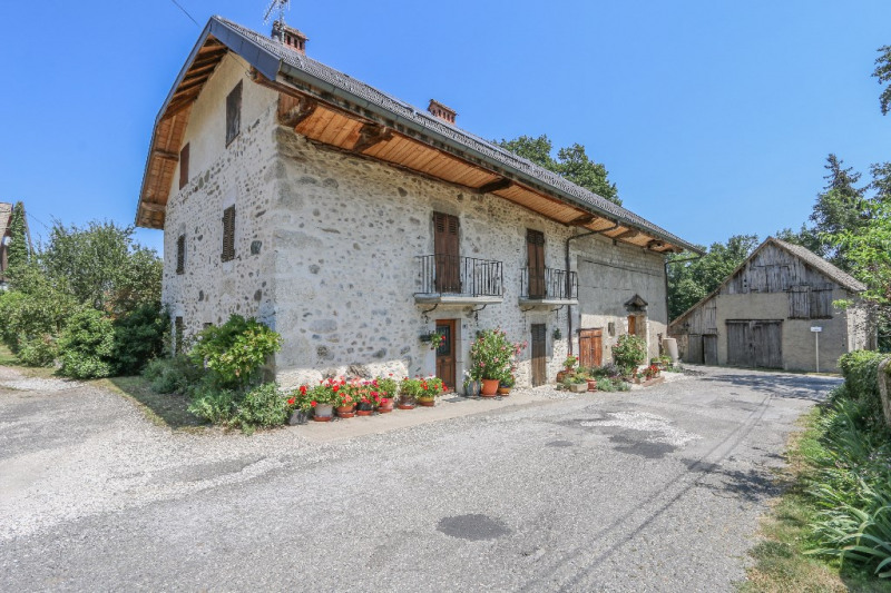 Sale house / villa Entrelacs 415 000€ - Picture 1