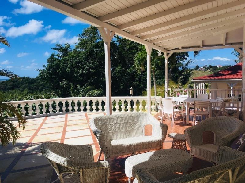 Vente de prestige maison / villa Ste anne 782000€ - Photo 2